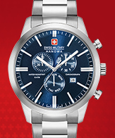 Victorinox Swiss Army Timepiece Instructions Manual